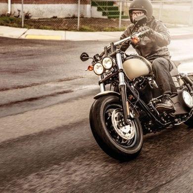 Harley Davidson Street Bob Wallpapers