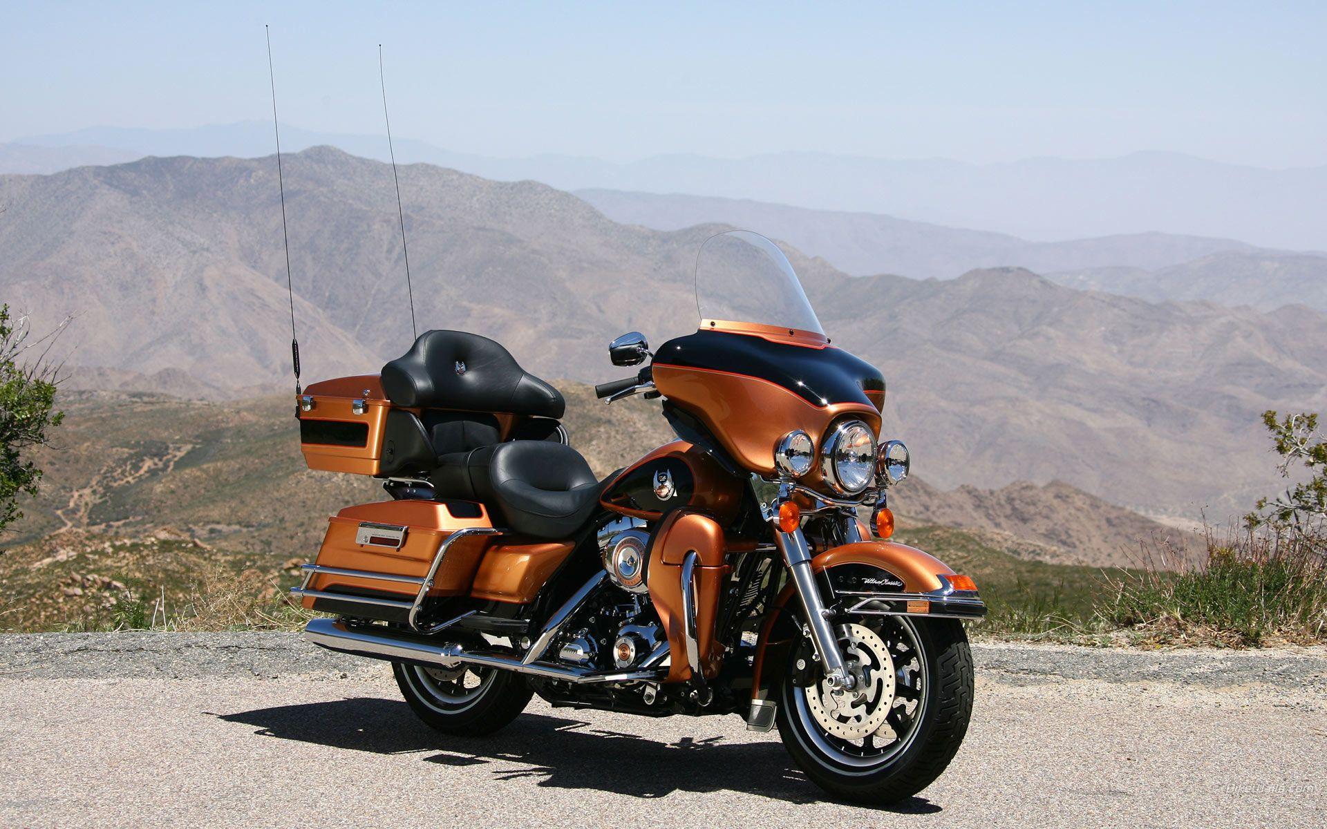 Harley Davidson Chopper Wallpapers