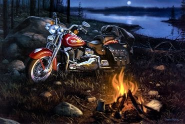 Harley Davidson Motorcycle Wallpapers