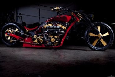Harley Davidson Chopper Wallpapers