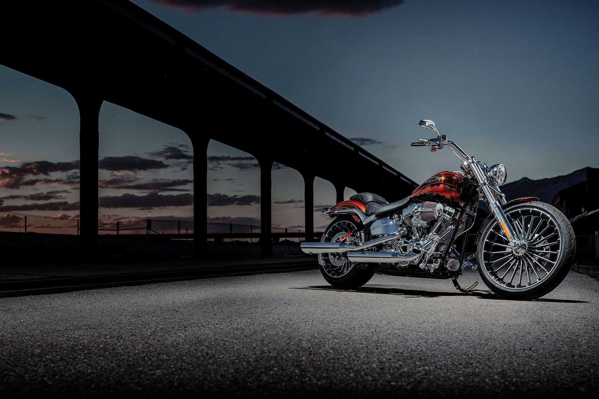 Harley Davidson Breakout Wallpapers