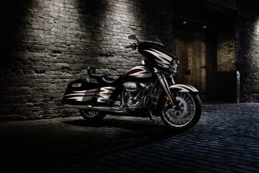 Harley Davidson Street Glide Wallpapers