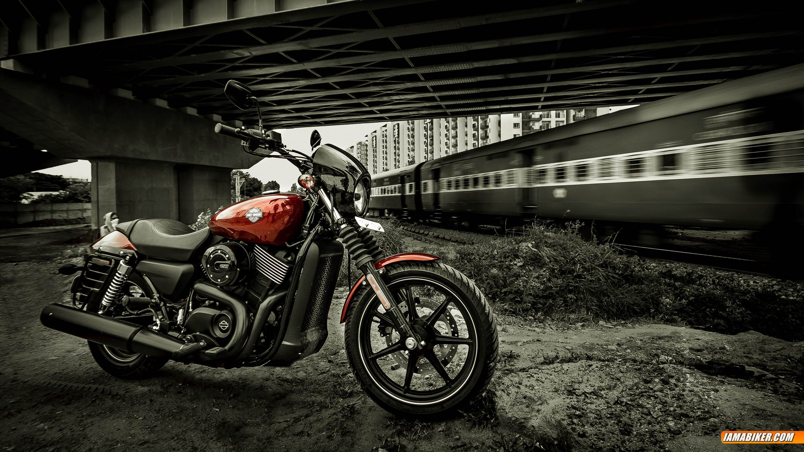 Harley Davidson Street 750 Wallpapers