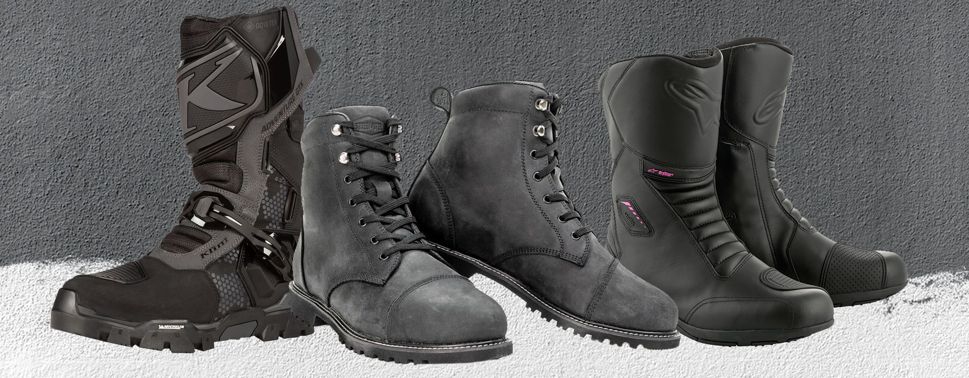 Best Leather Motorcycle Boots
