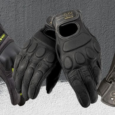 Best Leather Motorcycle Gloves