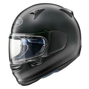 Black Arai Regent-X helmet