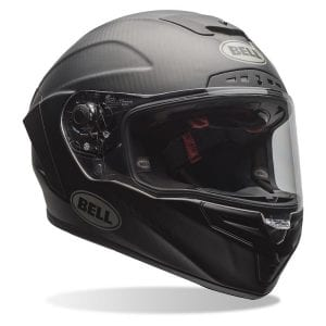 Black Bell Race Star Flex DLX helmet