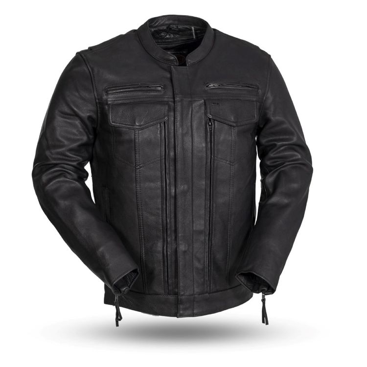 Black First Manufacturing Raider Jacket