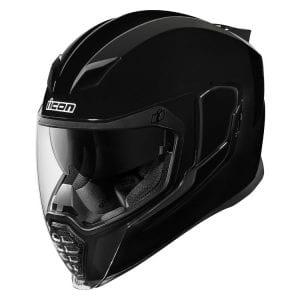 Black Icon Airflite helmet