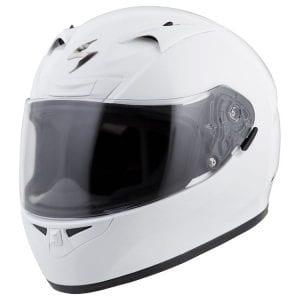 White Scorpion EXO-R710 helmet