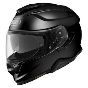 Black Shoei GT-Air II helmet