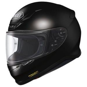 Black Shoei RF-1200 helmet