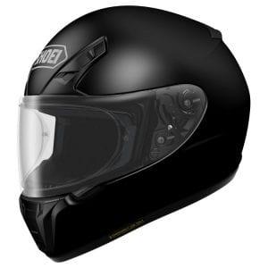 Black Shoei RF-SR helmet