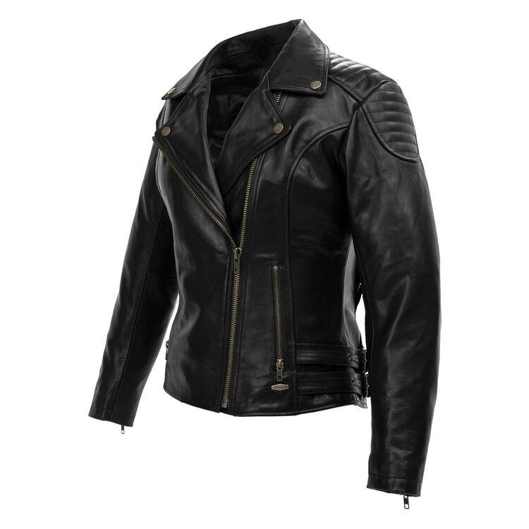 Street & Steel Dakota and Madison Leather Motorcycle Jacket