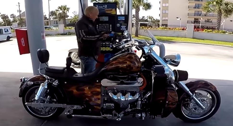 1200 hp Boss Hoss, Twin Procharger