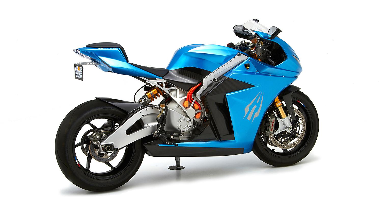 2020 Lightning LS218 Electric Sportbike