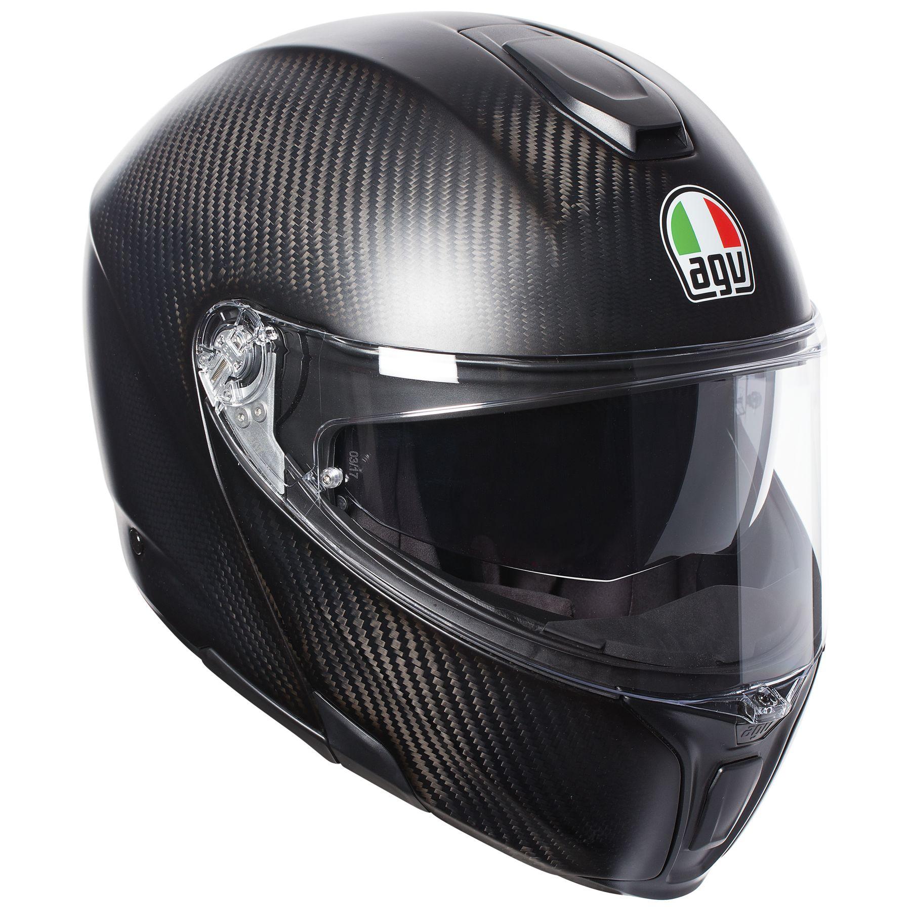 AGV SportModular Carbon Matte modular helmet