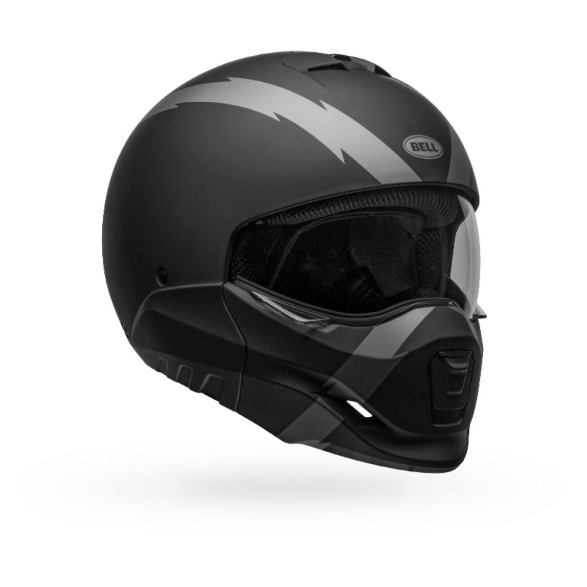 Bell Broozer convertible helmet