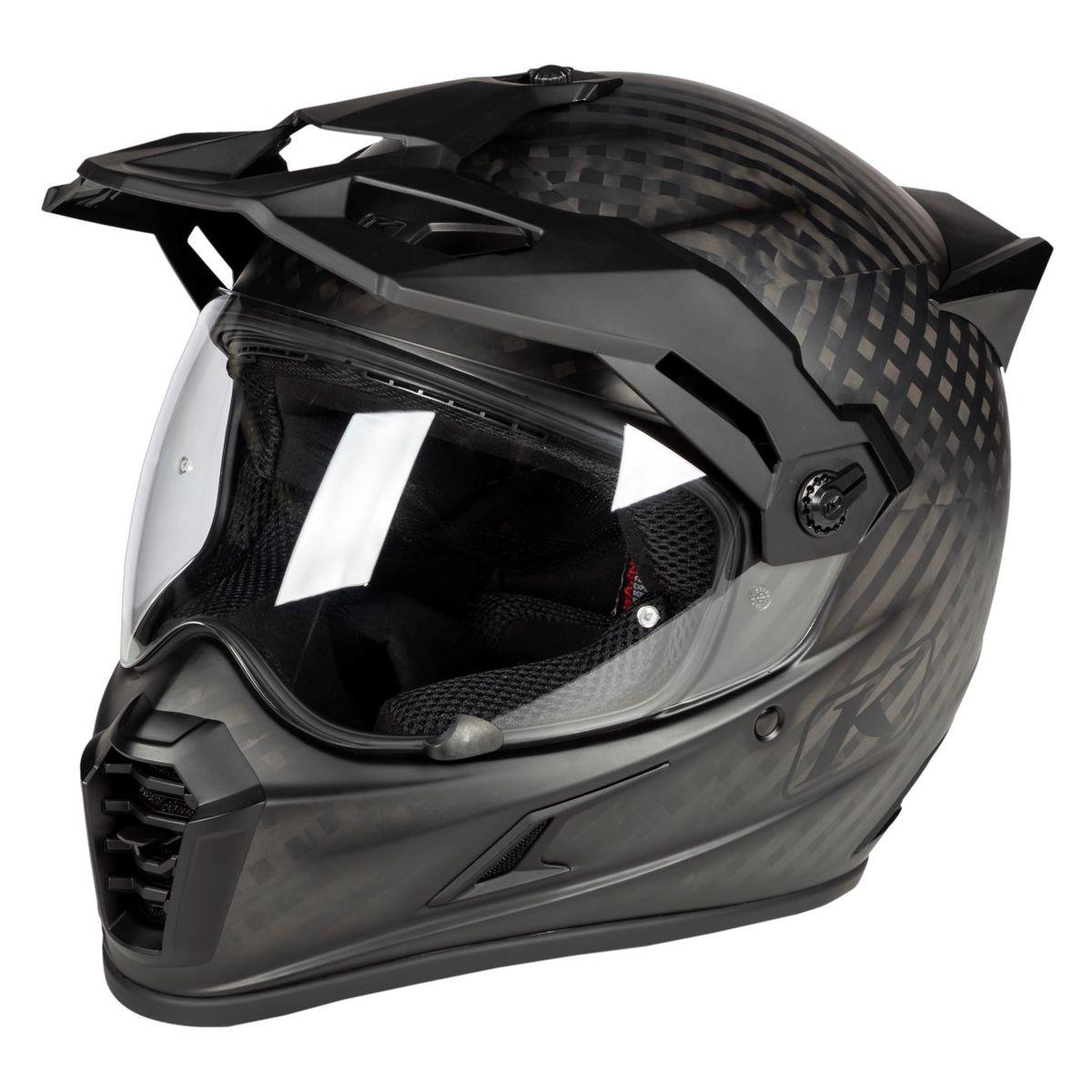 Klim Krios Pro full face adventure helmet