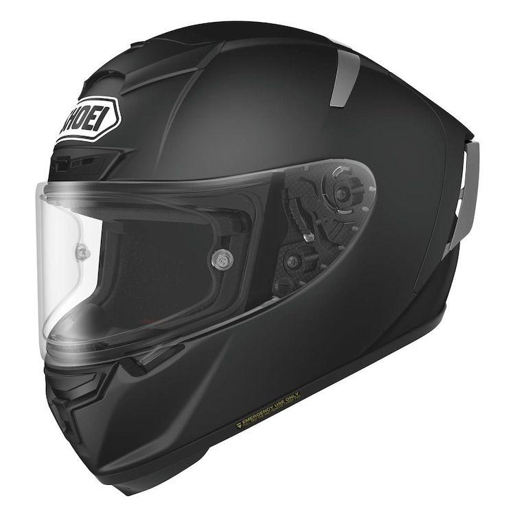 Shoei X-14 Solid full face helmet