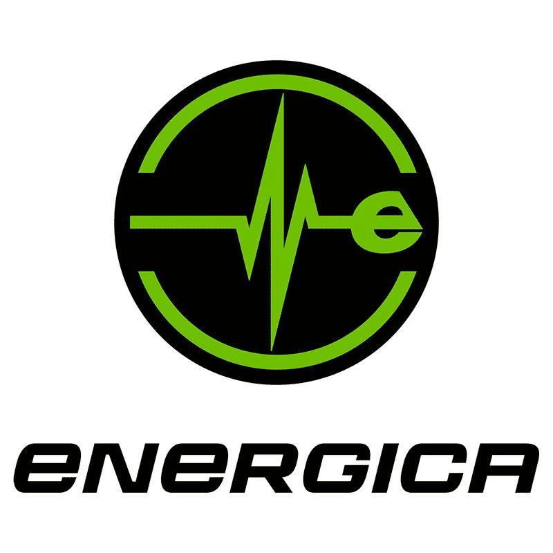 Energica company logo