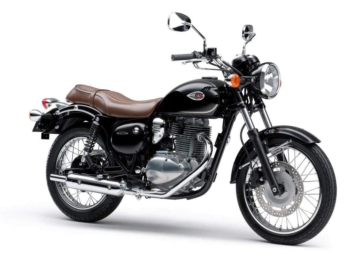 Kawasaki W250 Estrella