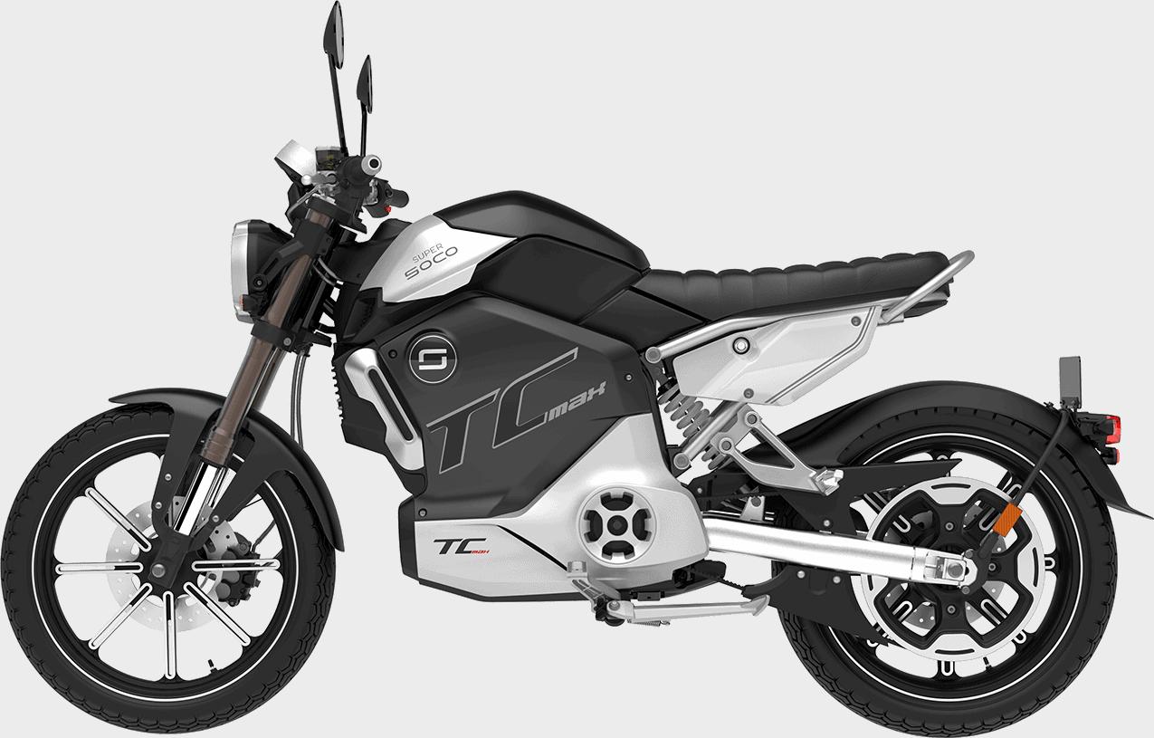 2021 Super Soco TCMax