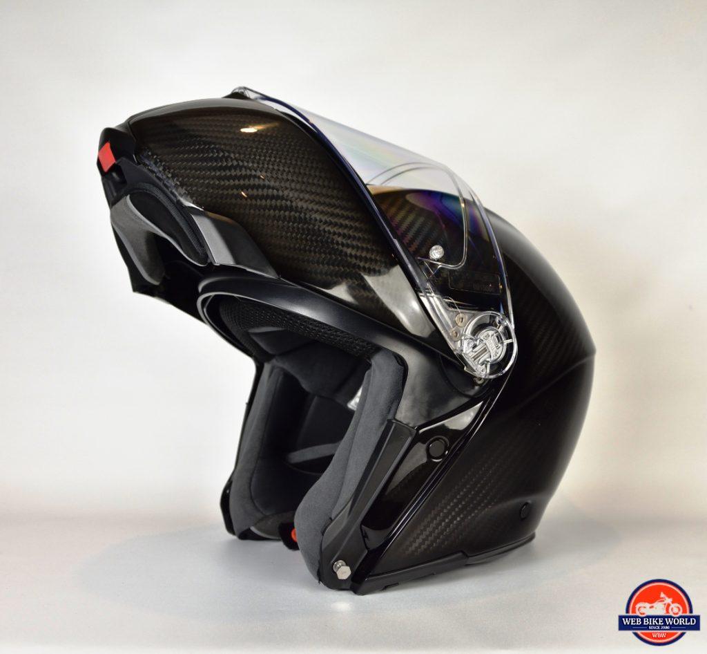 AGV Sport Modular Carbon Solid helmet