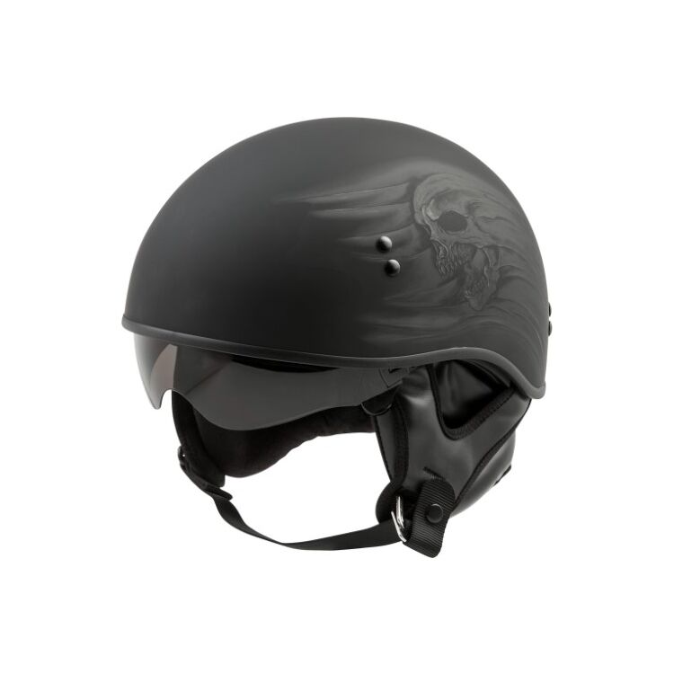 GMax HH65 Ritual Naked helmet on white background