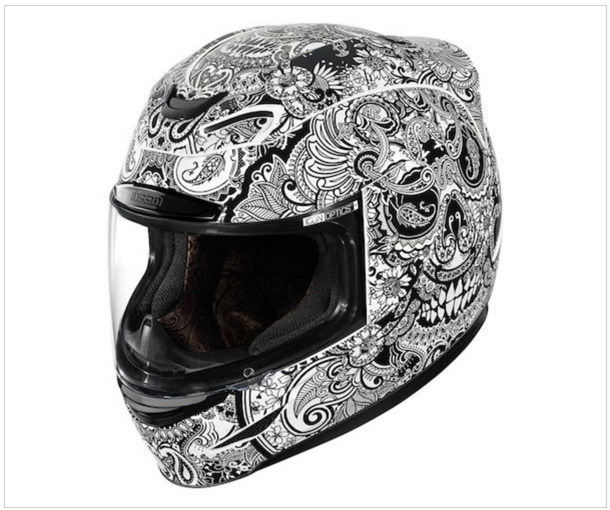 Icon Airmada Chantilly Helmet Review Stunning Graphics