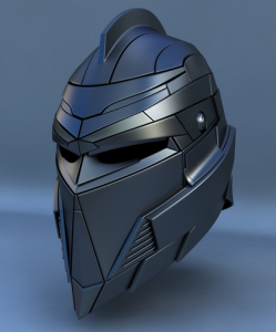 7 High-tech Helmets - High tech and high style. Custom Star Wars Motorcycle Helmet