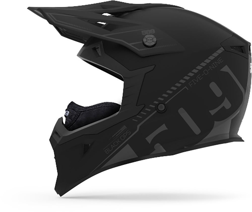 509 Tactical Motorcycle Helmet Review Black Ops Style