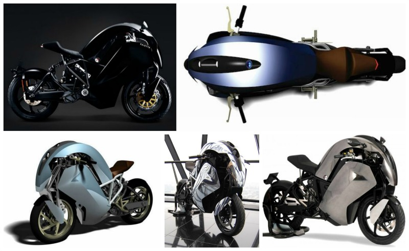 Agility Saietta Electric Motorcycles