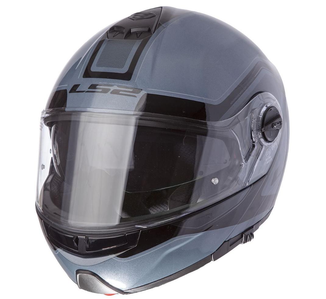 Ls2 Helmets Strobe Solid Modular Motorcycle Helmet Review