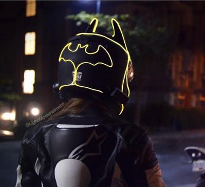 Motorcycle Helmet Accessories And Badass Addons - Helmet decals motorcycle womens