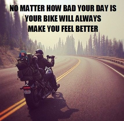 Motorcycle Quotes Inspiration Biker Quotes Top 48 BEST Biker Quotes And Sayin's