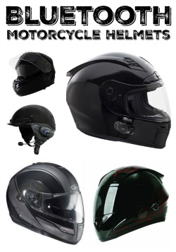 Bluetooth Motorcycle-Helmets