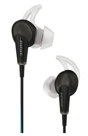 Bose QuietComfort 20 Acoustic Noise-Cancelling Headphones