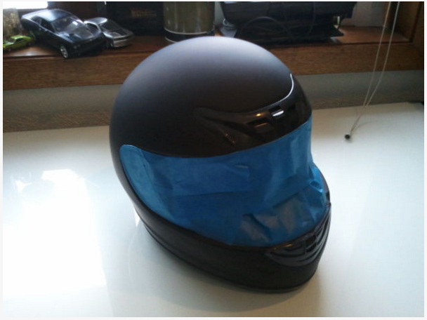 How To Make Your Own Cat Ear Motorcycle Helmet From