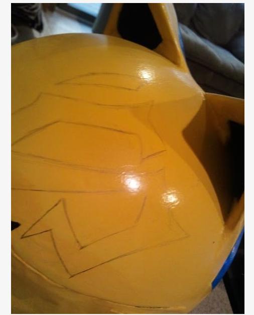 Celty Cosplay Cat Helmet Modification 8