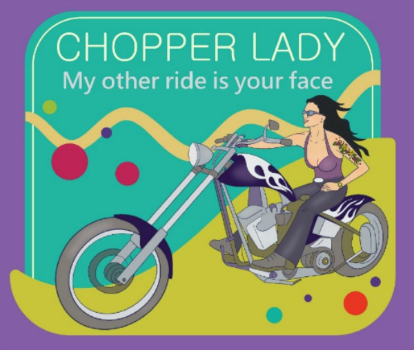 Chooper Lady