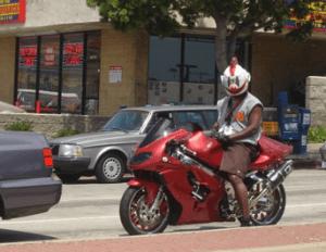 101 Awesome Motorcycle Helmet Mohawks