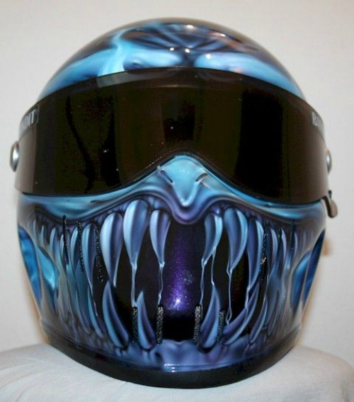 Bandit Xxr Custom Painted Motorcycle Helmets