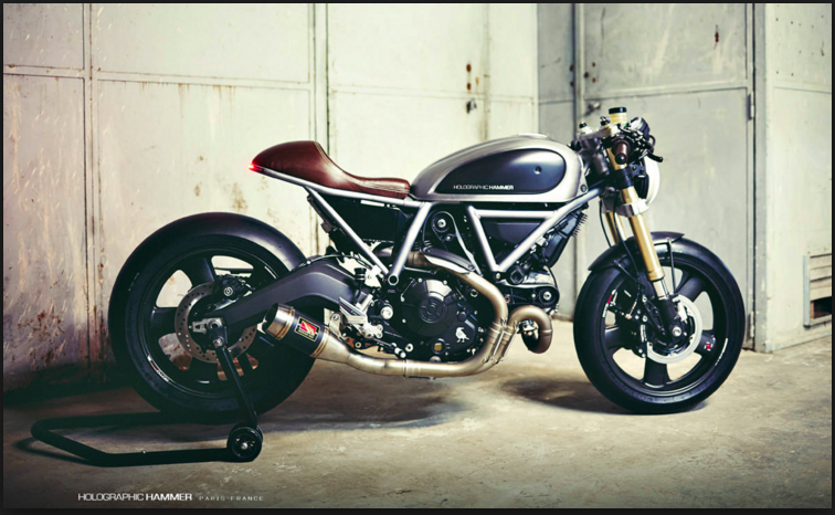top 10 modern cafe racers