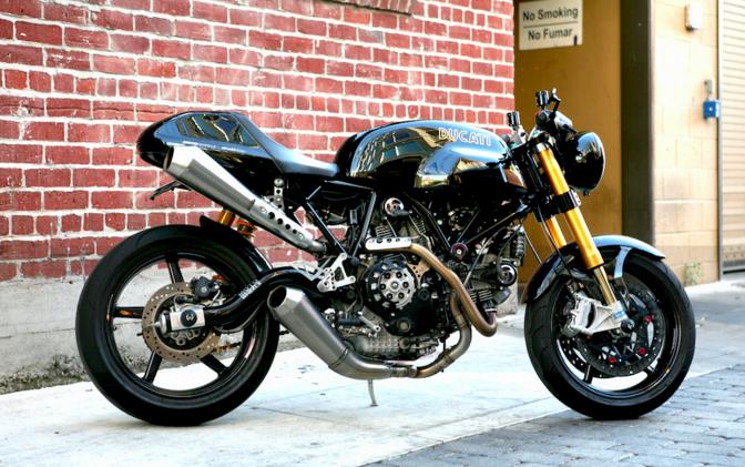 Ducati Sport 1000 Cafer Racer