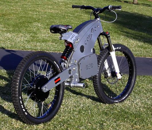 How To Build An Electric Motorcycle Without Being A Geek