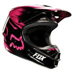 Fox Racing V1 Vandal 2015 Womens MX Offroad Helmet