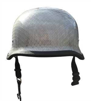 German Carbon Fiber Kevlar Helmet