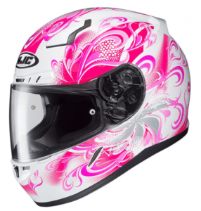 Best Womens Motorcycle Helmets In - Pink motorcycle helmet decals