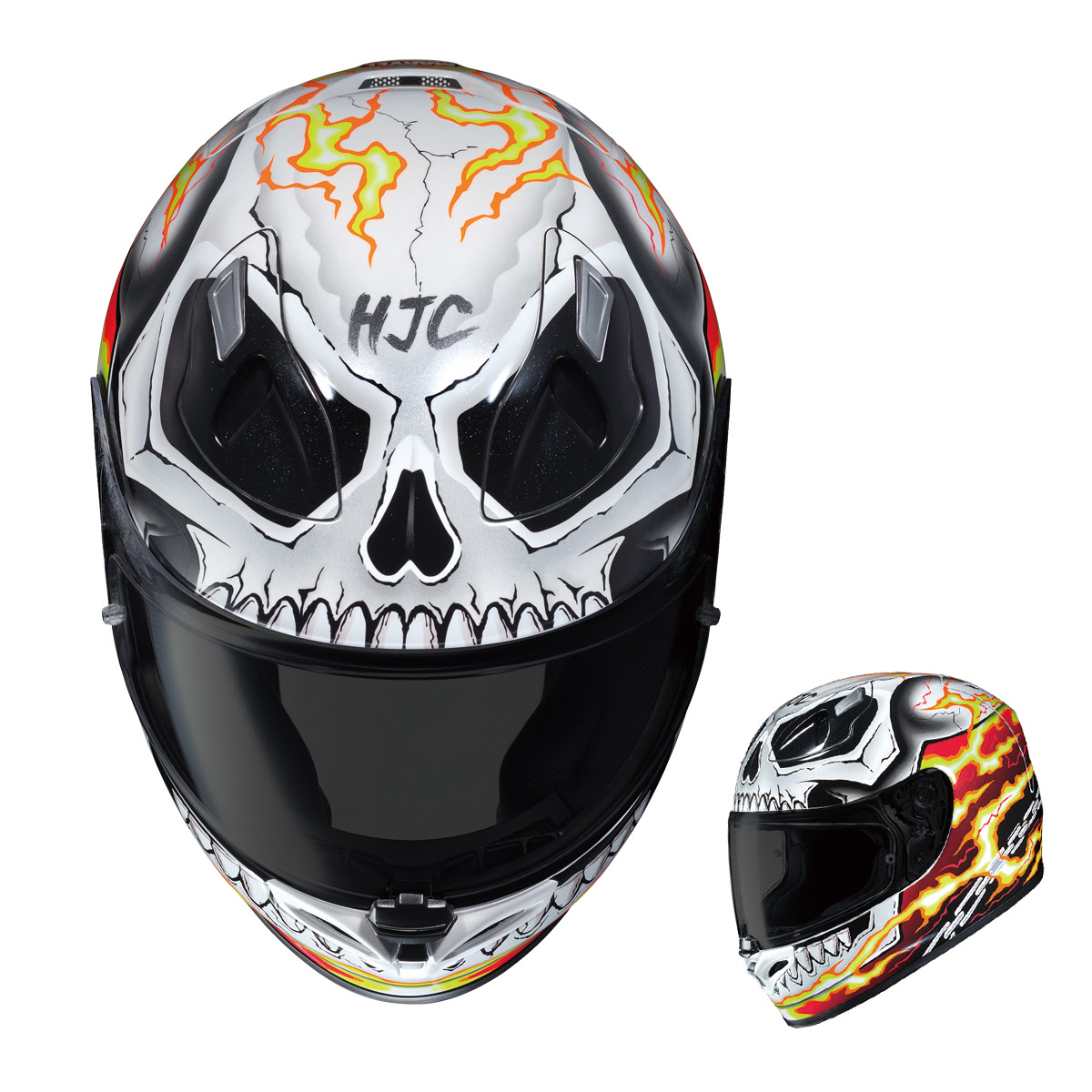Ghost Rider Motorcycle Helmet